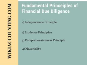 Fundamental Princeiples of Financial Due Diligence