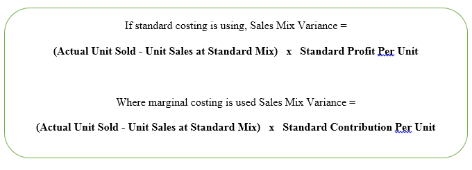 sales-mix-variance-formula | WIKI ACCOUNTING