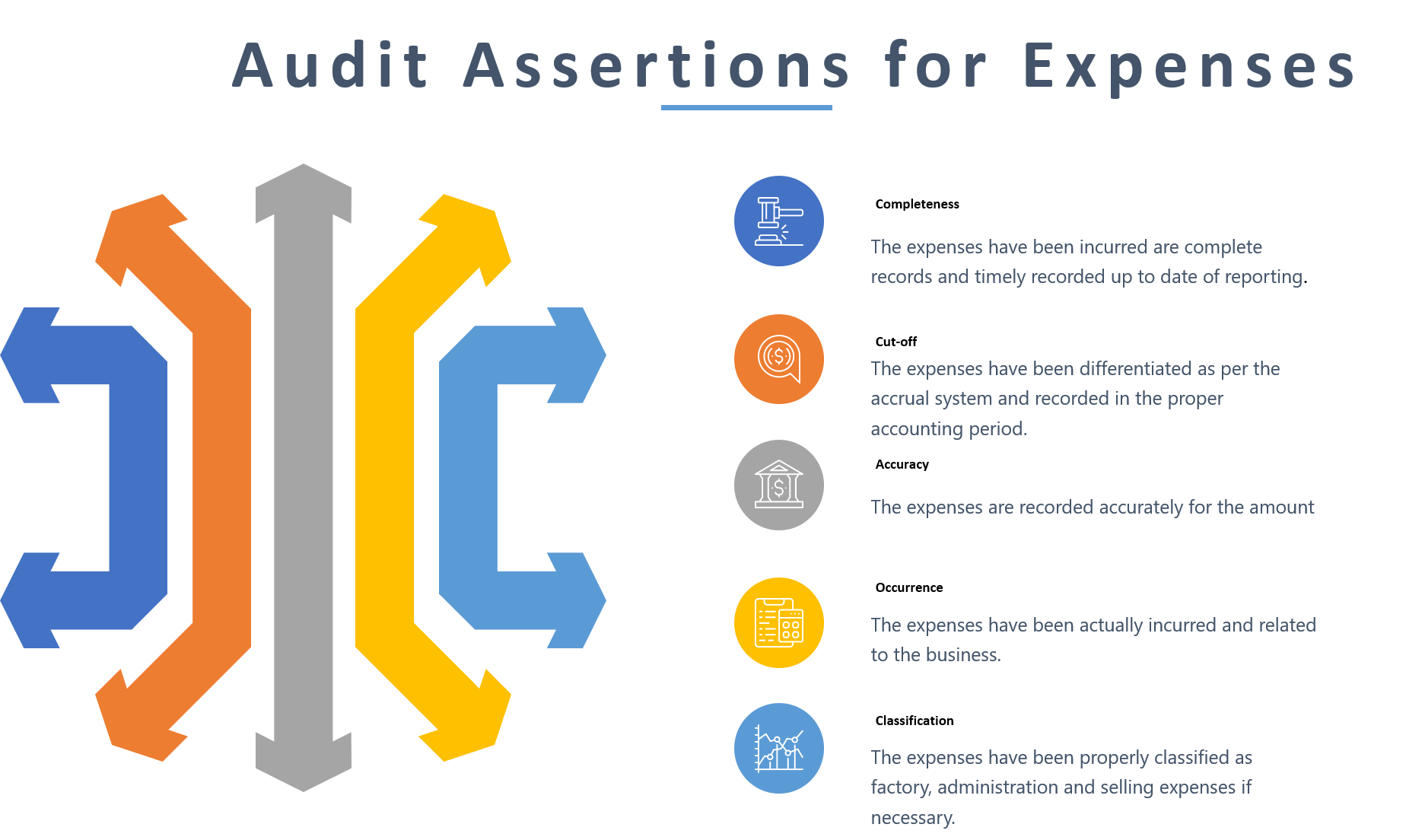 Audit Expenses: Assertions, Risks and Procedures ...